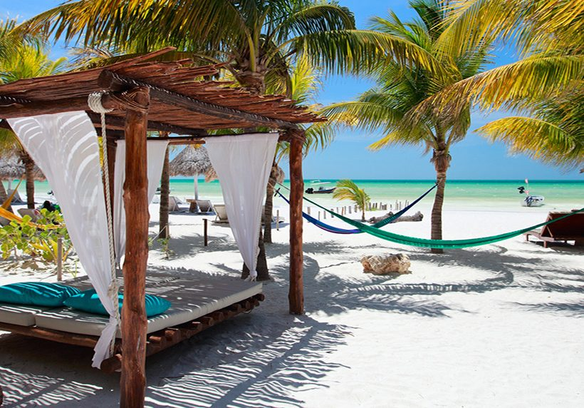Playas baratas en México